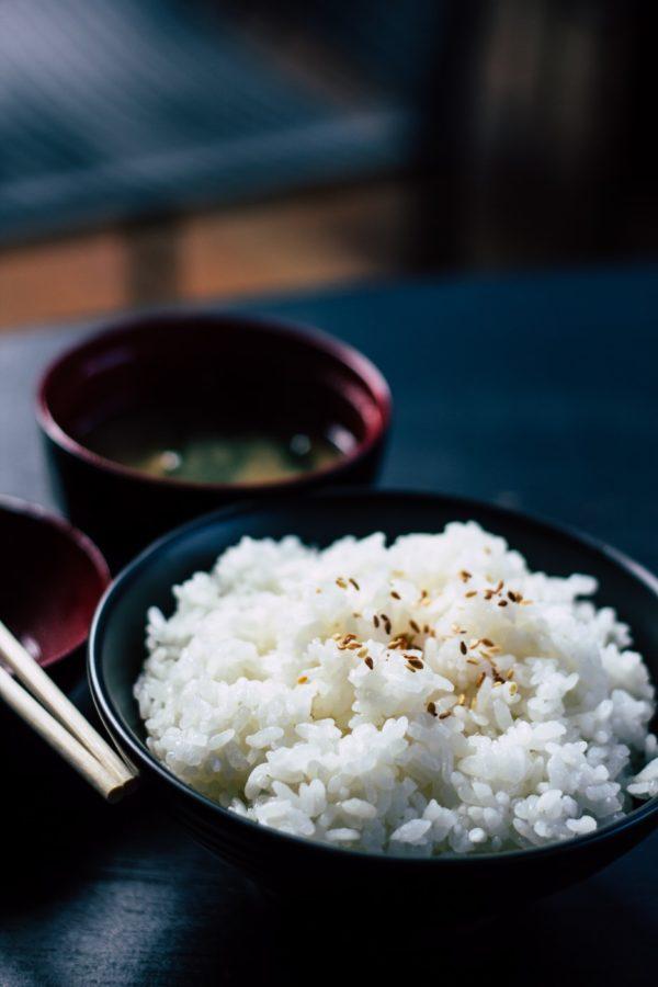 炭水化物(ご飯)