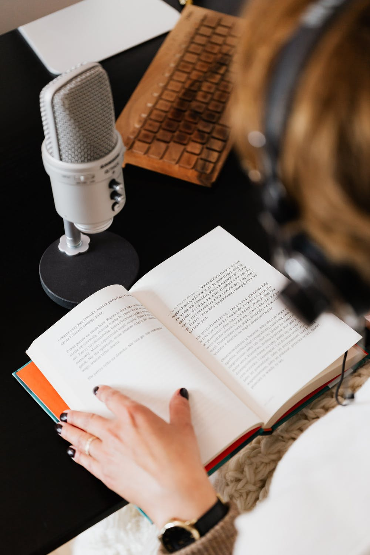 オーディオブックが読書の効率を上げる